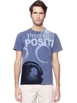 Caramelo Camiseta (Azul)