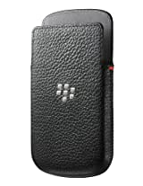 Blackberry Q10 leatherpocket