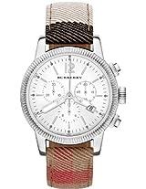 Burberry House Check Chronograph Ladies Watch Bu7820