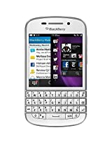 Blackberry Q10 SQN100-1 16GB Unlocked GSM Dual-Core Smartphone w/ 4G LTE also in USA - White