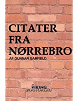 CITATER FRA NØRREBRO