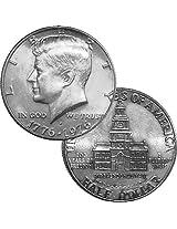 1776-1976 Kennedy Bicentennial Half Dollar