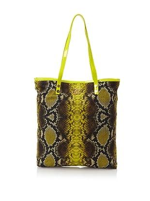 Ted Baker Women's Reptula Tote Bag, Green