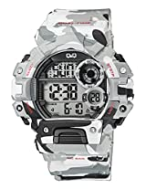 Q&Q Digital Multi-Colour Dial Watch for Men, Boys-M144J006Y