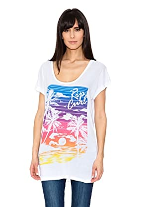 Rip Curl Camiseta Pretender (Blanco)