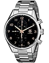 Tag Heuer Men's CAR2014.BA0796 Swiss Automatic Movement Chronograph Watch