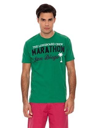 Springfield Camiseta Marathon (Verde)