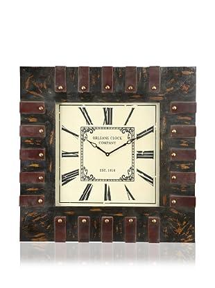 Cooper Classics Shayne Clock