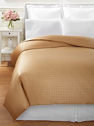 Home Treasures Albert Duvet (Olive/Gold)