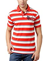Peter England Statement Polo Regular Fit Tee