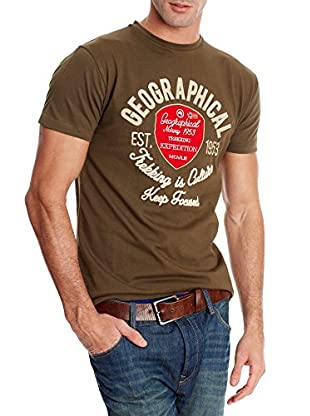 Geographical Norway T-Shirt Jacomo
