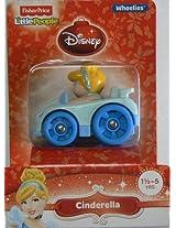 Fisher-Price Little People Wheelies Disney Cinderella