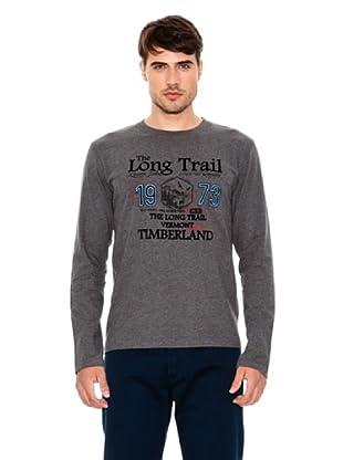 Timberland Camiseta (Gris)
