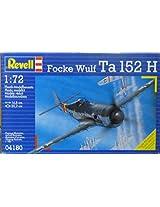 1/72 Focke Wulf Fw Kurt Tank Ta 152 H1 Revell 1994 Unused Revell 4180 4009803041803
