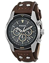 Fossil Chronograph Black Dial Men's Watch - CH2891