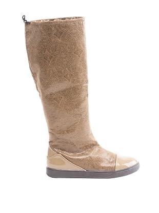 Liberitae Botas Alta (Camel)