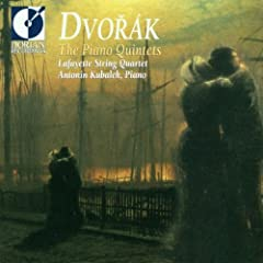 Antonin Dvorak Quintettes