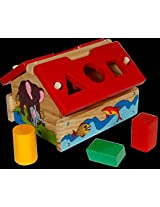 Little Genius Shape Hut, Multi Color