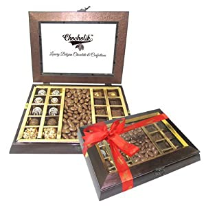 Sinfull Collection of Chocolates, Truffles and Milk Nutties - Chocholik Belgium Gifts