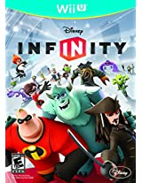 Wii U Disney Infinity - Game Only