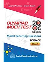 BMA's Olympiad Mock Test 20-20 Series - Science for Class - 4