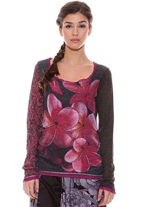 Smash Camiseta Klippan (Rosa Oscuro)