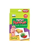 Krazy Fruits Mini Flash Cards