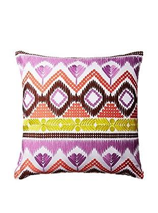 Trina Turk Santorini Matelasse Decorative Pillow, Multi