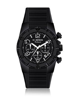 K&BROS Reloj 9480 (Negro)