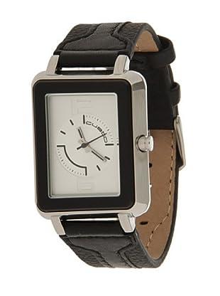 Custo Watches CU027602 - Reloj de Señora cuarzo piel Negro