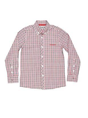 BIKKEMBERGS Camisa Kids (Rojo)