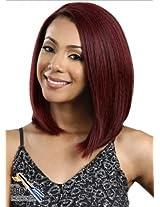 Bobbi Boss Lace Front Wig Copper (1 Jet Blk)