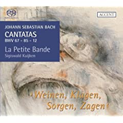 Vol. 11-Bach: Cantaes Integrale