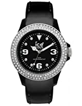Ice Watch Black Stone Tycoon Unisex Watch Stbsul10