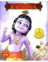 LITTLE KRISHNA - Animated TV Series Set