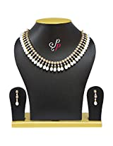 Pure Pearls - Pearl Necklace Set Just Like the Diamond Necklace