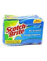 Scotch-Brite Multi-Purpose Scrub Sponge MP-3, 3-Count (Pack of 6)