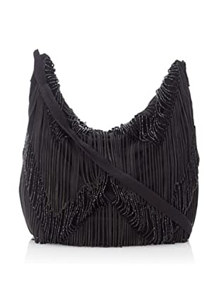 Ann Demeulemeester Women's Convertible Beaded Bag (Black)