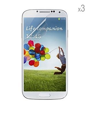 Beja Lámina de protección anti-reflejos para Samsung Galaxy S4 - 3 piezas