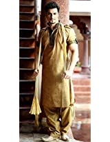 Handsome Pathani Suit