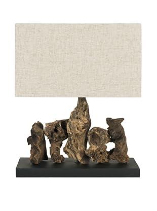 Safavieh Aragon Natural Root Wood Table Lamp
