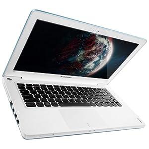 """Lenovo U310 59-342830 13.3"""" Laptop-Aqua Blue"""