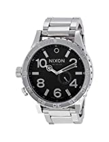 Nixon 51-30 High Polish / Black Men's Watch - Nxa057487