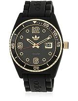 Adh2903 Black Analog Watch