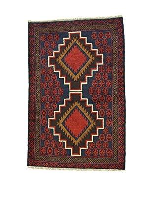 Eden Teppich Beluc mehrfarbig 90 x 139 cm