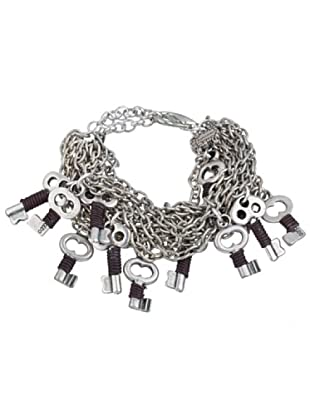 Bamboleo Pulsera Espartinas Marrón