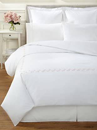 Westport Linens Scroll Duvet Set (Rose)