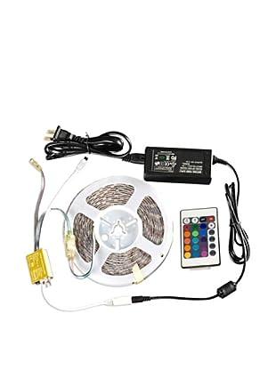 PURLINEBASIC Kit completo LED 5050 SMD RGB con mando a distancia para interiores