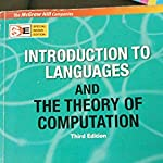 Introduction to Languages and The Theory of Computation by John C Martin