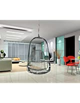 hammock stainless steel frame indoor outdoor swing with accessory link & hook